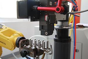 激光焊接加工